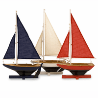 Marin Sailing Fleet - Set of 3