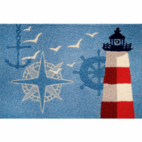 Maritime Necessities Indoor/Outdoor Rug