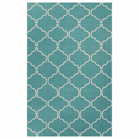 Maroc Delphine Ceramic Blue Rug Collection