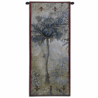 Masoala Panel II Wall Tapestry
