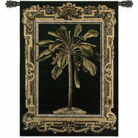 Masterpiece Palm I Wall Tapestry