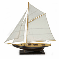 Medium Birch Sailboat