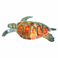 Mega Sea Turtle Wall Art - CLEARANCE