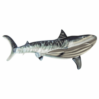 Mega Tiger Shark Wall Art