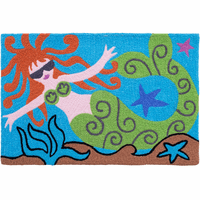 Mellow Mermaid Indoor/Outdoor Rug