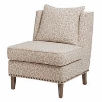 Mercer Park Accent Chair - Cheetah