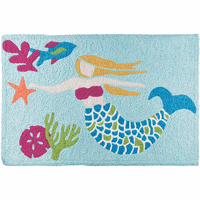 Mermaid Day Indoor/Outdoor Rug