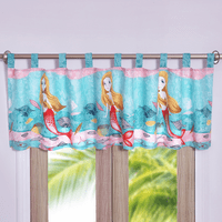 Mermaid Daydreams Valance