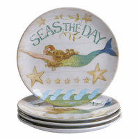 Mermaid Days Dinnerware Collection