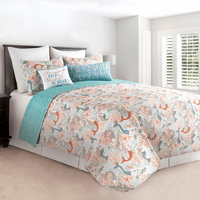 Mermaid Escape Bedding Collection