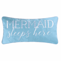 Mermaid Escape Pillow