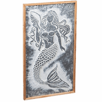 Mermaid Godess Wall Art