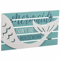 Mermaid Housework Wall Art
