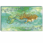 Mermaid Oasis Canvas Print - OUT OF STOCK
