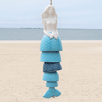 Mermaid Windchime