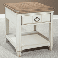 Millbrook Drawer End Table