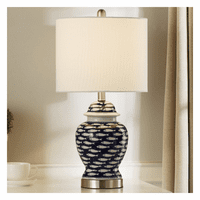 Minnow Bay Ceramic Table Lamp
