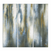 Moonglow Canvas Wall Art - Set of 3