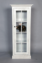 Morristown 1 Door Cupboard - OUT OF STOCK