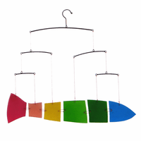 Multicolor Fish Mobile