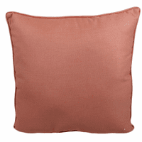 Muted Coral Indoor/Outdoor Pillow