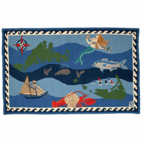 Nantucket Accent Rug