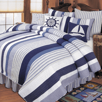 Nantucket Dream Quilt Bedding Collection