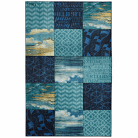 Nantucket Patchwork Rug Collection