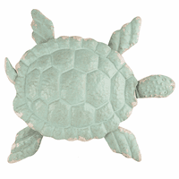 Nantucket Sea Turtle Sculpture - Large