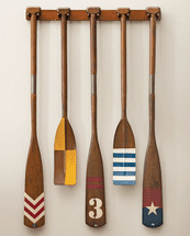 Nautical Oar Collection