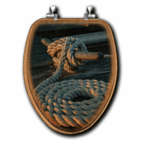 Nautical Rope Toilet Seats
