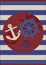 Nautical Voyage Rug Collection