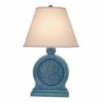Nautilus Circle Table Lamp