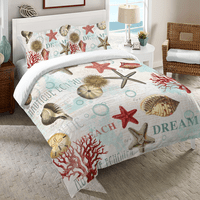 Nautique Dream Comforter - Queen