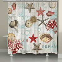 Nautique Dream Shower Curtain