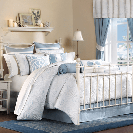 Newbury Comforter Set - Full