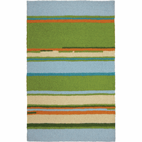 Oasis Stripe Indoor/Outdoor Rug Collection