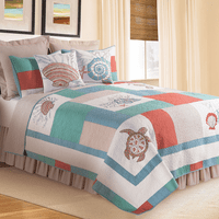 Ocean Bay Quilt Bedding Collection