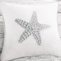 Ocean Breeze Starfish Pillow
