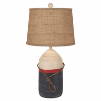 Ocean Buoy Table Lamp - Large