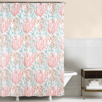 Ocean Coral Shower Curtain