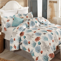 Ocean Escape Comforter Set - Queen - CLEARANCE