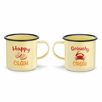 Ocean Mood Mugs - Set of 2