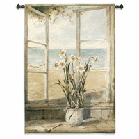 Ocean Narcissus Wall Tapestry