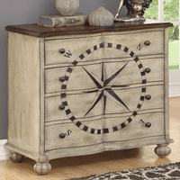 Ocean Navigator Four Drawer Chest