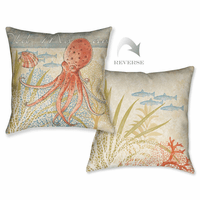 Ocean Octopus Pillow