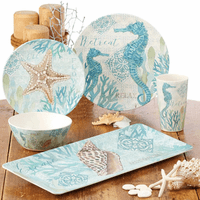 Ocean Retreat Dinnerware Collection