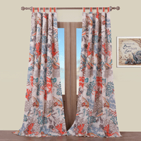 Tubbataha Reef Drape Set - CLEARANCE