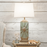Ocean Shell Table Lamp