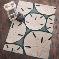 Ocean Treasure Rug Collection